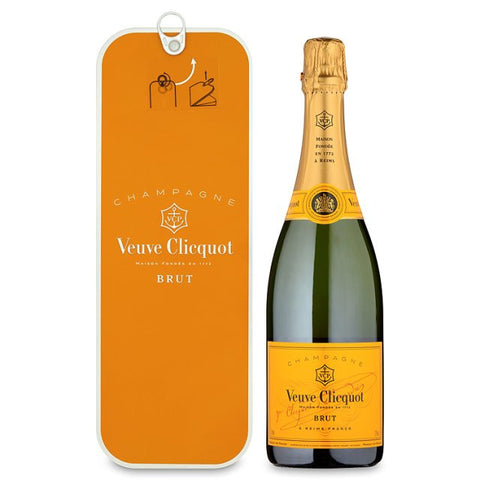 Veuve Clicquot Brut Limited Edition Ponsardine Tin