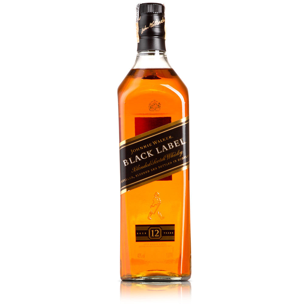 Johnny Walker Black Label Scotch Whisky 700ml