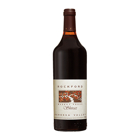 Rockford Basket Press Shiraz 2004
