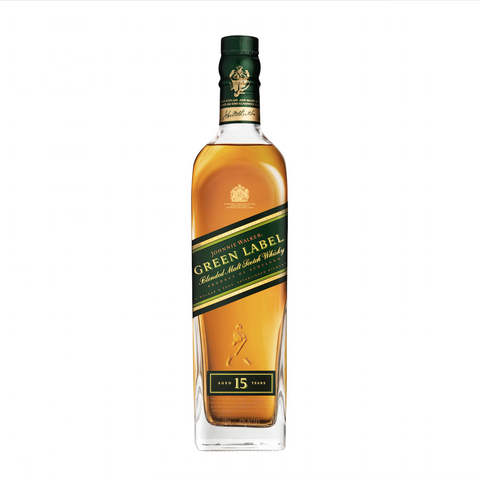 Johnnie Walker Green Label Scotch Whisky 700ml