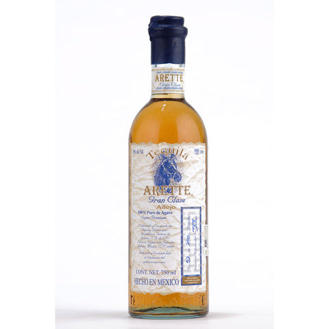 Arette Gran Clase Extra Anejo Tequila 750mL