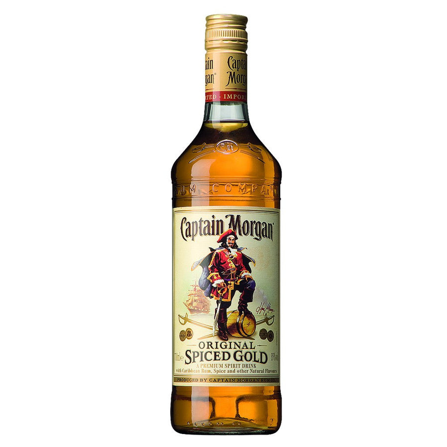 Captain Morgan's Original Spice Gold Rum 700ml
