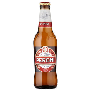 Peroni Red Label Pale Lager Case 330mL