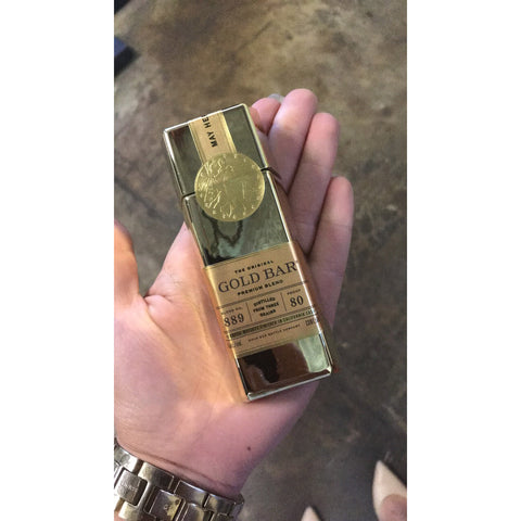 Gold Bar Premium Whiskey Mini 40mL