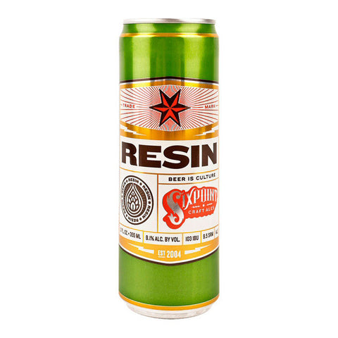 Six Point Brewing Resin