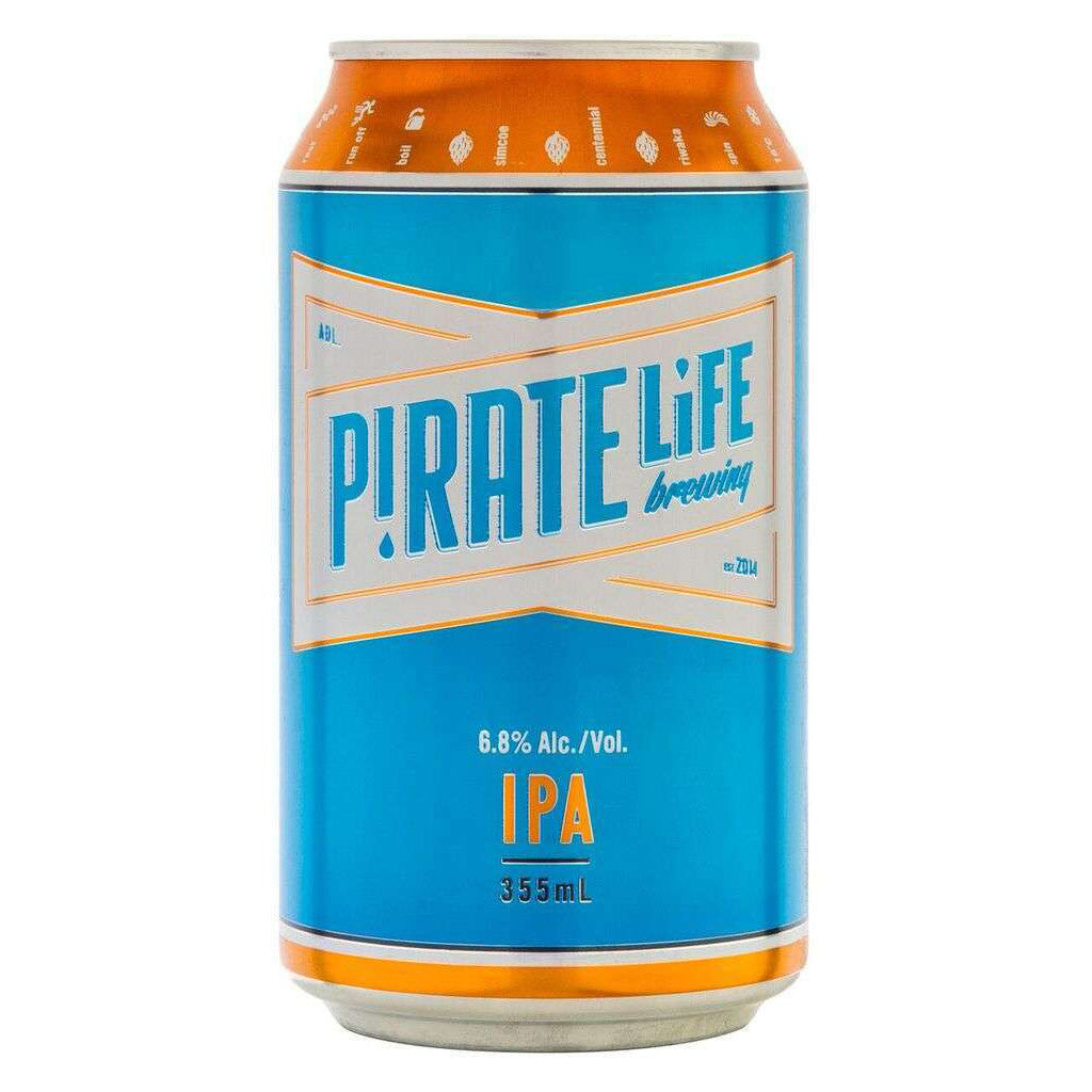 Pirate Life IPA 330mL