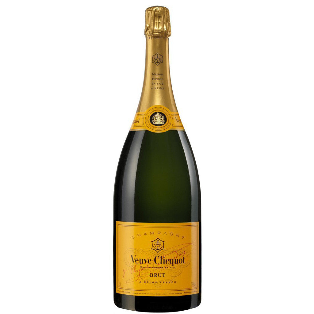 Veuve Clicquot Yellow Label Champagne