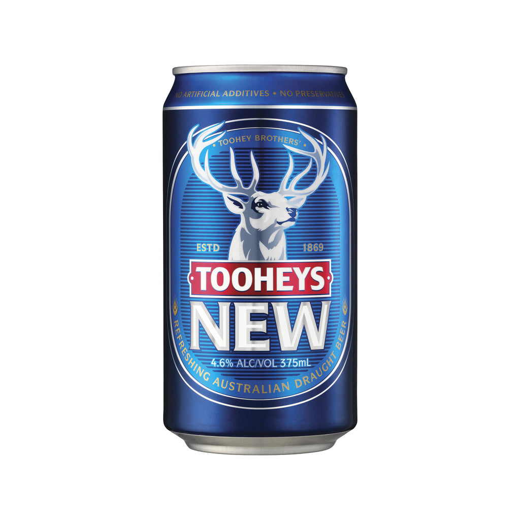 Tooheys New 30 Can Block