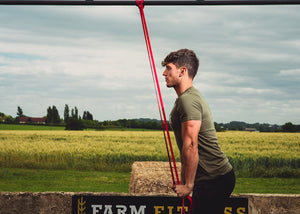 Farm Fitness Resistance Bands
