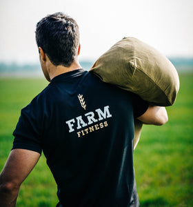 Unisex Farm Fitness T-shirt