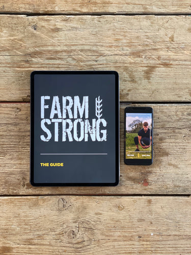 New for 2020 - Farm Strong E-book