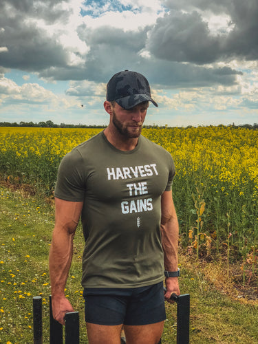 Harvest The Gains T-shirt
