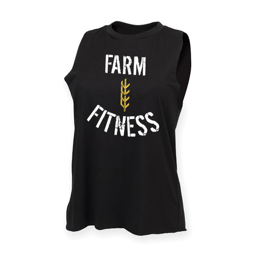 Men's Farm Sheaf Fitness Tank