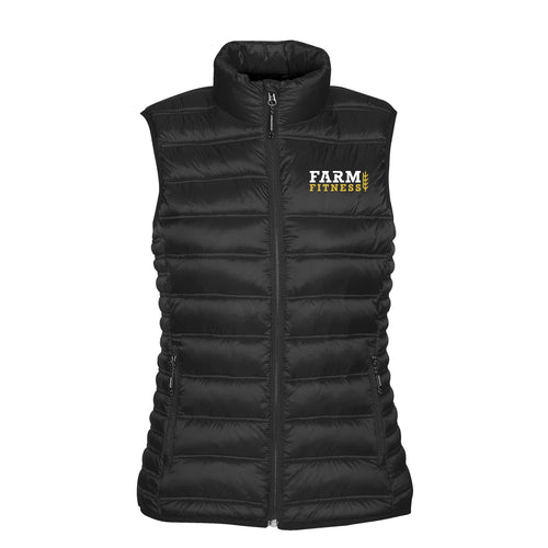 Women's Farm Fitness Gilet