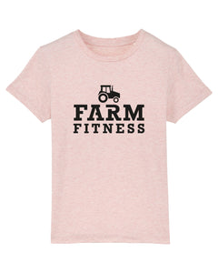 Kid's Farm Fitness Tee