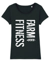Women's Farm Fitness Tee