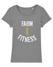 Load image into Gallery viewer, Women's Farm Sheaf Fitness Tee