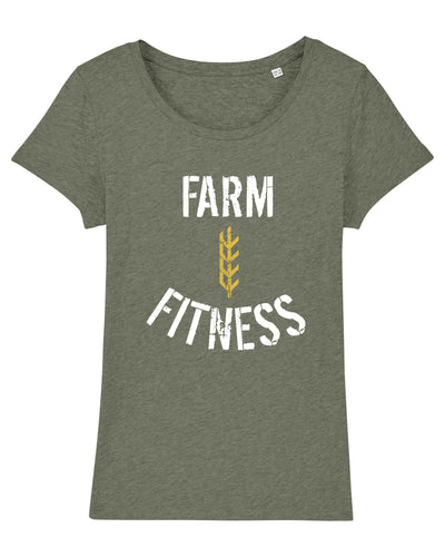 Women's Farm Sheaf Fitness Tee