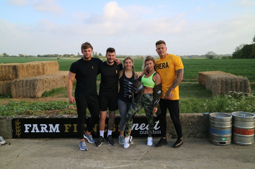 Buy a Farm Fitness Group Session