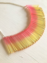 Load image into Gallery viewer, Chroma Long Cluster Necklace