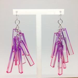 Chroma Cluster Earrings