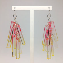 Load image into Gallery viewer, Chroma Cluster Earrings
