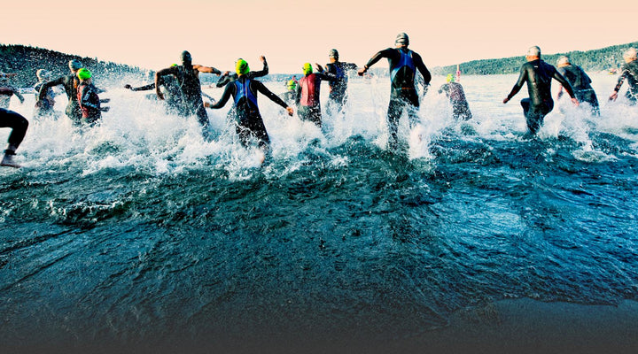 How to train for an open water swim