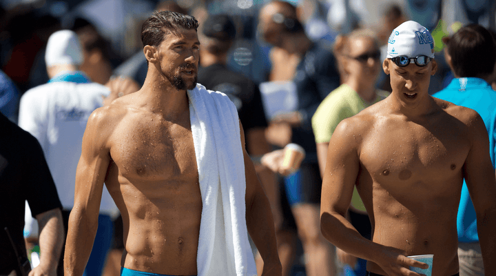 Broad Shoulders: How To Get Swimmers Shoulders