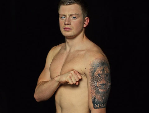 adam peaty tattoo