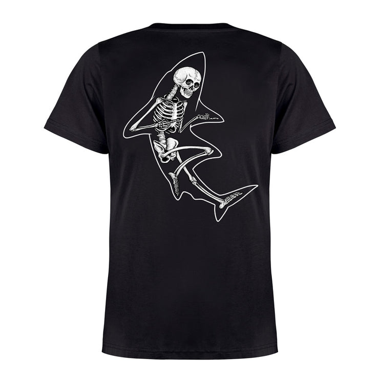 Skeleton T-Shirt Swimmer