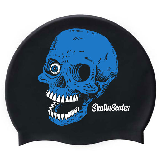 Skullington Swim Hat
