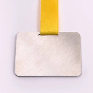 cCustom stainless steel medal into layers_laser engraving_full colour print_Awards and Medal Studio 1