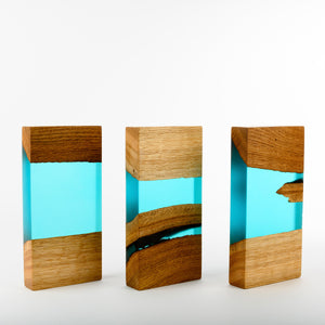 Custom wood-resin art award_Ready to order_Awards and Medal Studio