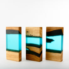 Load image into Gallery viewer, Unique wood-resin art award_Ready to order_Awards and Medal Studio