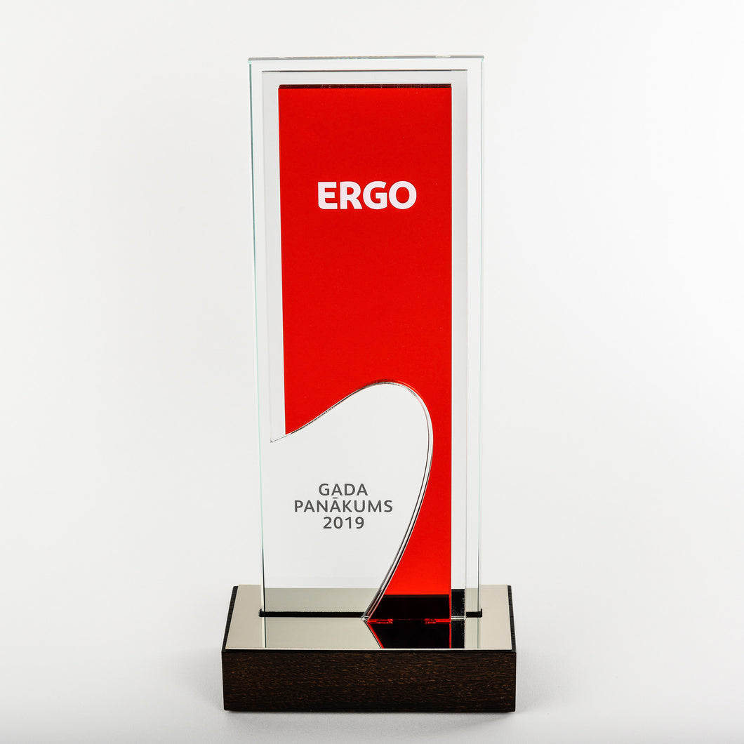 Unique glass acryic wood metal custom trophy_personalised digital print_Awards and Medal Studio_2