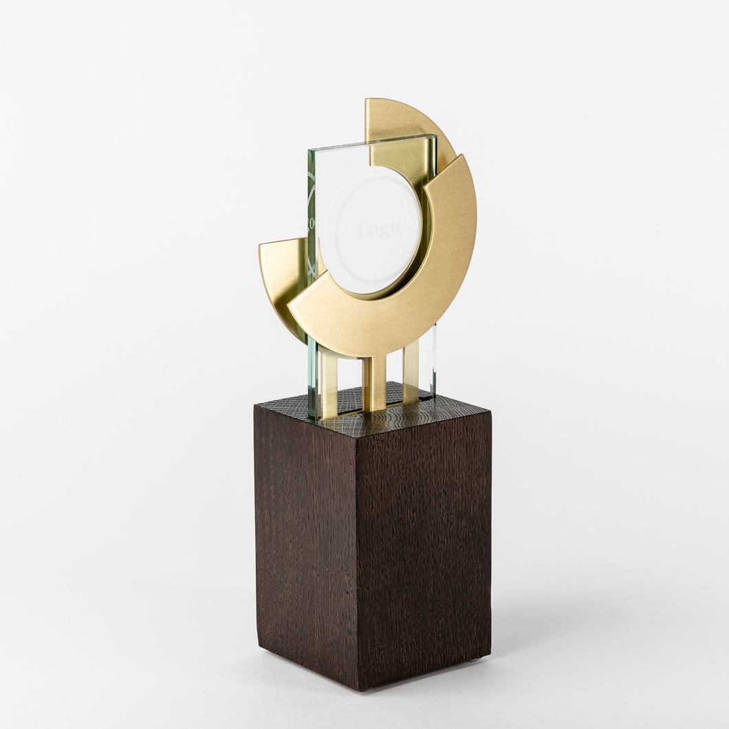 impressive custom metal glass wood award gold RO7 awards and medal studio 3