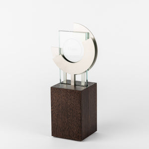 impressive custom metal glass wood award silver RO7 awards and medal studio 1