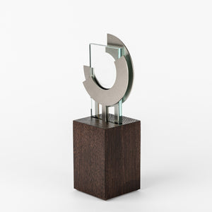 impressive custom metal glass wood award silver RO7 awards and medal studio 2