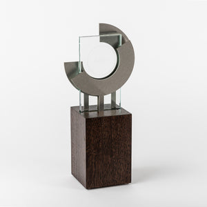impressive custom metal glass wood award silver RO7 awards and medal studio 4