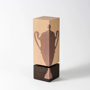 Custom wood award RO1 awards and medal studio 4