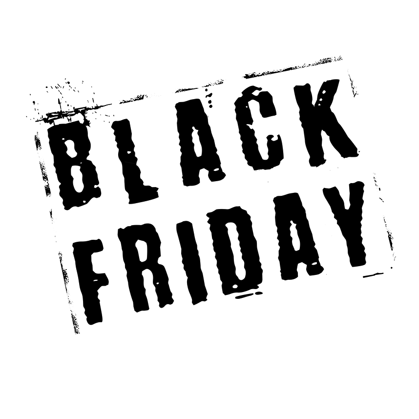 We proud to announce the biggest blackfriday sale of the year!