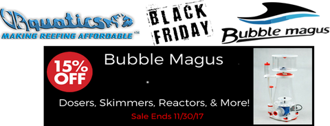 Bubble Magus Black Friday