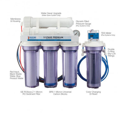 Bulk Reef Supply 5 stage premium RO/DI system - Vaquatics