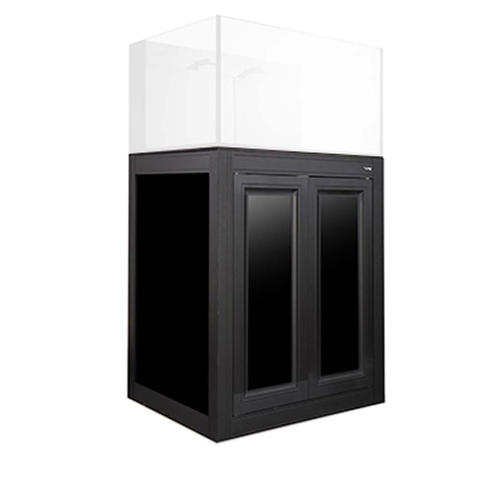 Innovative Marine APS Cabinet Stand with Matte Black Finish for Nuvo 50 Aquarium (Stand Only) - Vaquatics