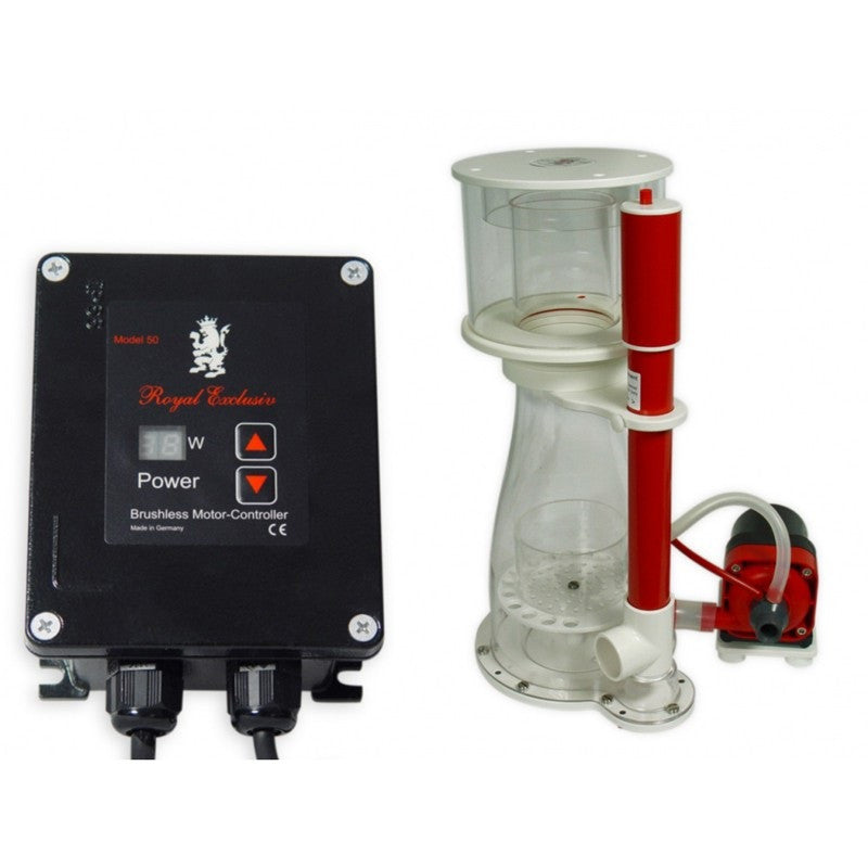 Royal Exclusiv Bubble King Double Cone 180 + RD3 Speedy Protein Skimmer - Vaquatics | Making Reefing Affordable