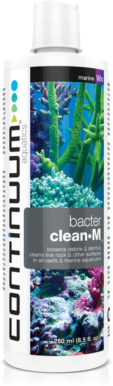 Continuum Aquatics BacterGen•M 250ml - 500ml - Vaquatics
