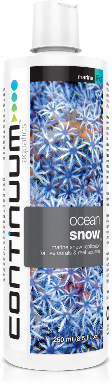 Continuum Aquatics Ocean Snow 250ml - 500ml - Vaquatics