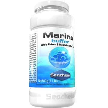 Seachem Marine Buffer 250g - Vaquatics | Making Reefing Affordable