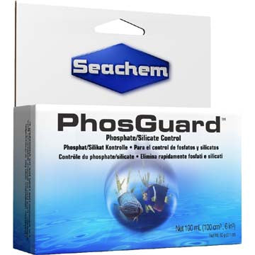 Seachem Phosguard 100ml bag - Vaquatics