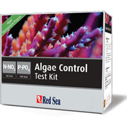 Red Sea Algae Control Multi Test Kit (NO3/PO4) - Vaquatics
